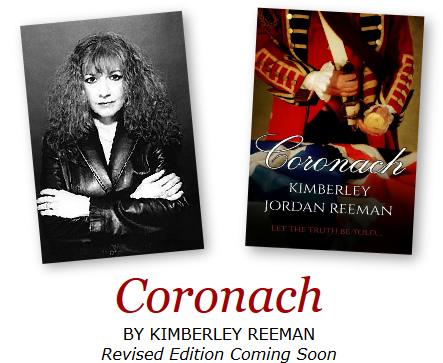 Coronach BY KIMBERLEY REEMAN Revised Edition Coming Soon