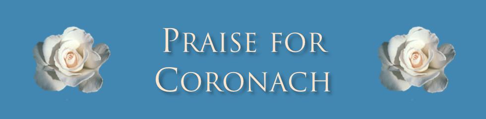 Praise for Coronach