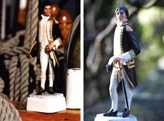 Richard Bolitho Figurine